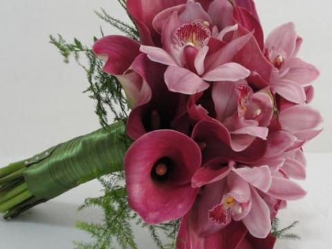 Buquês - Florença Eventos e Festas - Decoração para Casamento - Campinas - SP - 32