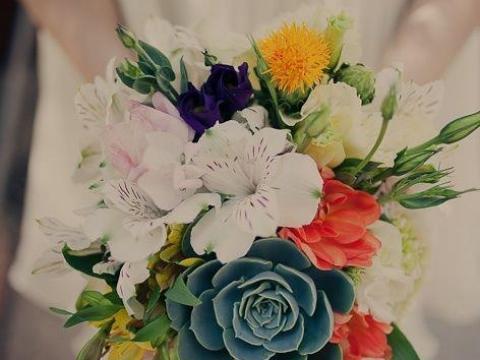 Buquês - Florença Eventos e Festas - Decoração para Casamento - Campinas - SP - 39