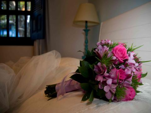 Buquês - Florença Eventos e Festas - Decoração para Casamento - Campinas - SP - 21