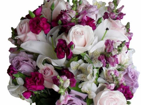 Buquês - Florença Eventos e Festas - Decoração para Casamento - Campinas - SP - 38