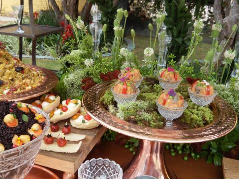 Eventos Sociais - Florença Eventos e Festas - Decoração para Casamento - Campinas - SP - 110