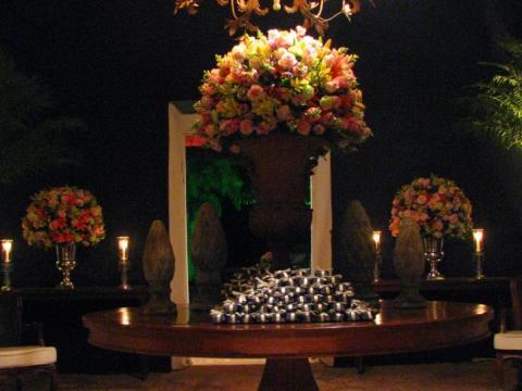 Eventos Sociais - Florença Eventos e Festas - Decoração para Casamento - Campinas - SP - 112