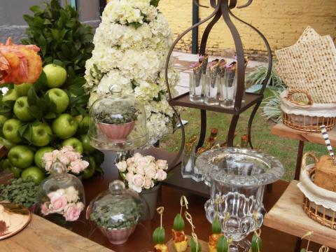 Eventos Sociais - Florença Eventos e Festas - Decoração para Casamento - Campinas - SP - 109