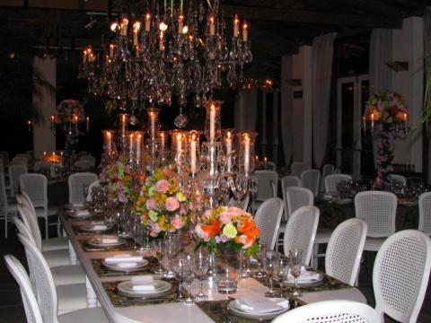 Eventos Sociais - Florença Eventos e Festas - Decoração para Casamento - Campinas - SP - 113