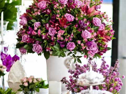 Eventos Sociais - Florença Eventos e Festas - Decoração para Casamento - Campinas - SP - 41