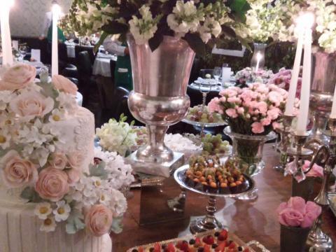 Eventos Sociais - Florença Eventos e Festas - Decoração para Casamento - Campinas - SP - 63