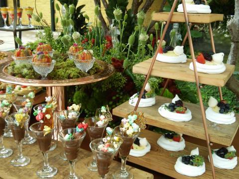 Eventos Sociais - Florença Eventos e Festas - Decoração para Casamento - Campinas - SP - 107