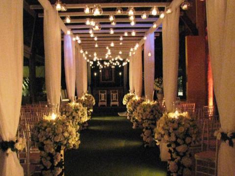 Eventos Sociais - Florença Eventos e Festas - Decoração para Casamento - Campinas - SP - 117