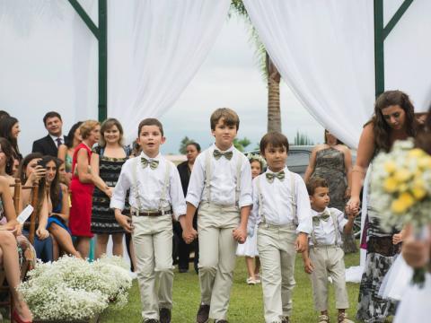 Eventos Sociais - Florença Eventos e Festas - Decoração para Casamento - Campinas - SP - 90