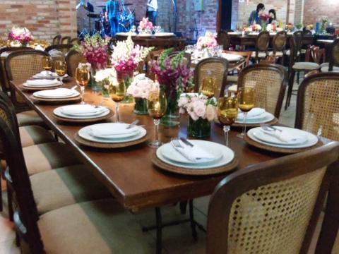 Eventos Corporativos - Florença Eventos e Festas - Decoração para Casamento - Campinas - SP - 16
