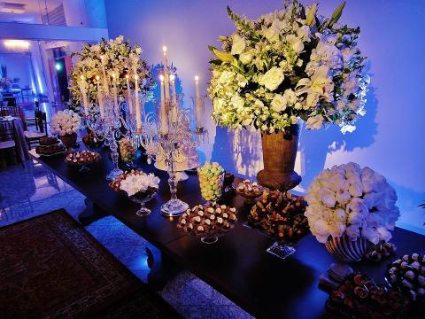 Sociais - Florença Eventos e Festas - Decoração para Casamento - Campinas - SP - 4