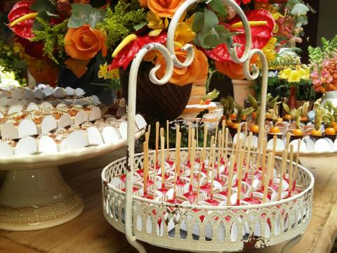 Sociais - Florença Eventos e Festas - Decoração para Casamento - Campinas - SP - 5