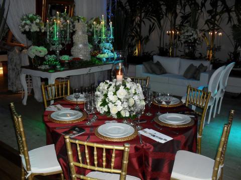 Sociais - Florença Eventos e Festas - Decoração para Casamento - Campinas - SP - 10