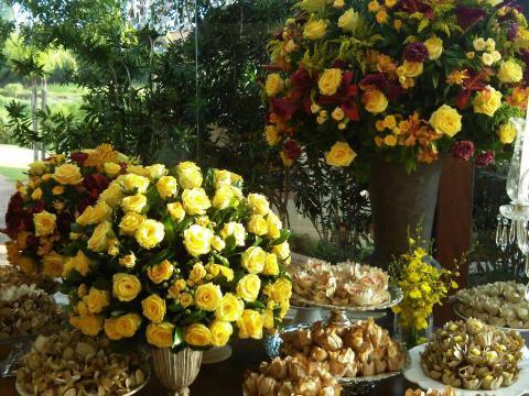 Sociais - Florença Eventos e Festas - Decoração para Casamento - Campinas - SP - 2