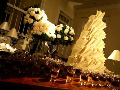 Sociais - Florença Eventos e Festas - Decoração para Casamento - Campinas - SP - 7